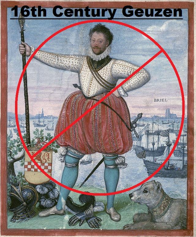 Geuzen of the 16th Century
