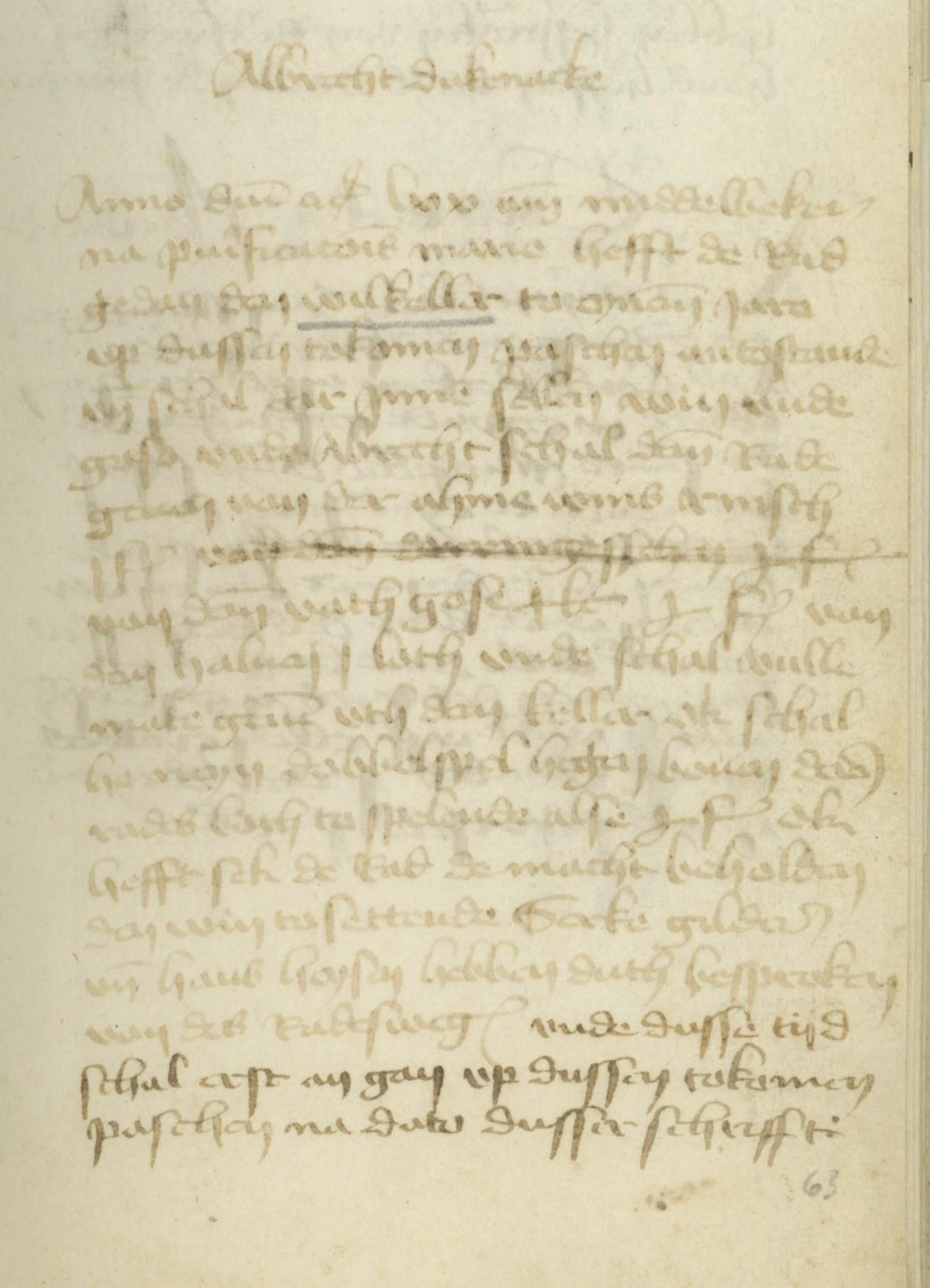 Goslar Council Regulations of 1470 (Ratsverordnung 1470)